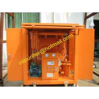 China Portable Insulating Oil Purification Plant,Mobile trailer Transformer Oil purifier,filter,Degas,Dewater,remove impurity on sale