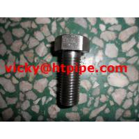 Best SAF F51. F53. F55 stainless steel hex bolt and nut with washer 1.4462 . 1.4410. 1.4501 wholesale