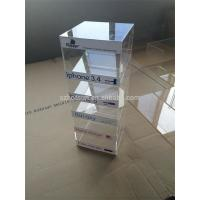 Best Retail shop display acrylic cell phone accessory display stand wholesale