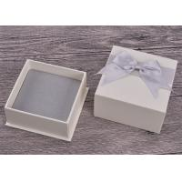China 1C-4 Colours Offset Printing Bracelet Gift Box / Paper Jewellery Box on sale