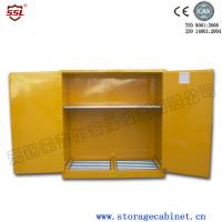 Chemical Liquid Hazardous Flammable Storage Cabinet With Cold Rolled Steel