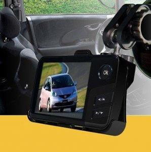 China HD 720P Car DVR Driving Recorder Car Camera on sale