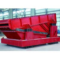 Best Red Hot Ore Mining Vibrating Screen For Stone 120 Tons Per Hour Capacity wholesale