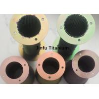 Best Grade 5 Titanium Disc Bolts / Medical Industry Anodized Nuts And Bolts wholesale