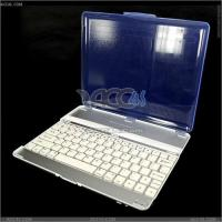 Best Aluminum Bluetooth Wireless Keyboard with Protective Case for The New iPad 2 iPad2hckbso004 wholesale