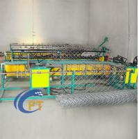 Buy cheap Full Automatic Chain Link Fence Machine from wholesalers
