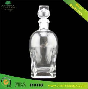 Best High-end  Special-shape  Glass Bottle for Vodka or Whisky wholesale