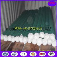 China PVC Chain Link Fence on sale
