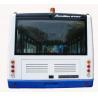 4 Stroke Diesel Engine Ramp Bus , 110 Passenger Luxury Airport Shuttles