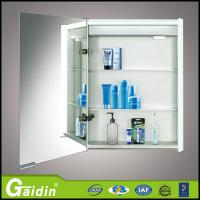 Best China supplier quality assurance bathroom cabinet modern aluminum alloy material bathroom mirror cabinet wholesale