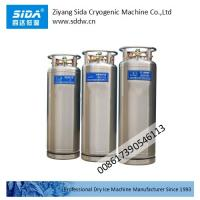Best Sida cryogenic liquid carbon dioxide CO2 insulating bottle dewar with capacity 175, 195, 210 and 499L wholesale