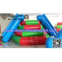 China Colorful Adventure Inflatable Water Games Toys For Water Amusement Park wholesale