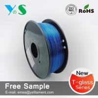 Best PETG 3.0mm Blue with 3d printing filament for 3d filaments makebot wholesale