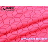 Best Polyester flower pattern crystal flannel velvet coating fabric for shoe fabric and sofa wholesale