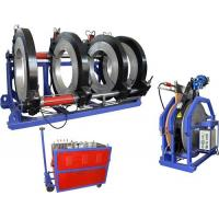 China 380V Hydraulic Big Tube Plastic Pipe Welding Equipment PE Pipeline Welding Machines on sale