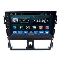 Buy cheap 10.1 Inch Vios Yaris 2016 TOYOTA GPS Navigation with andoid quad core R16/ T3 system product