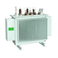 China Low Loss Energy Saving Oil Immersed Distribution Transformer Copper Material on sale
