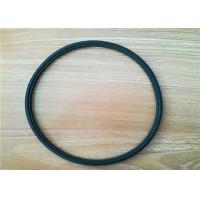 Best Heat Resistant Rubber Round Gasket , Custom - Made Round Rubber Rings wholesale