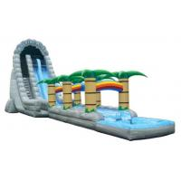 China Roaring River Water Slide with or without pool (64'L x 20'W x 27'H no pool) on sale