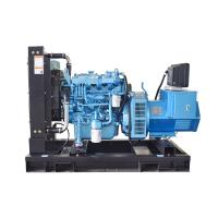 China 75kw Brushless Diesel Generator Set Weichai Diesel Engine Electric Speed Covernor on sale