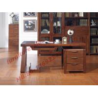 Best Solid Wood Antique Design Furniture Desk with Drawers in Home Study Room use wholesale