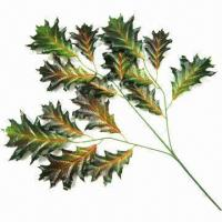 Best Artificial Grape Leaf, Made of Latex/Silk wholesale