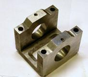 China CNC Machining Turning bands, bearing supports,cap rings, rotary swivels For  Slab caster continuous casting machine on sale