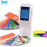 Buy cheap Paper color fastness tester cheap 45/0 spectrophotometer NS800 3nh vs BYK 6801 from wholesalers