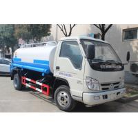 China stainless steel water sprinkler tanker truck with for sale whatsapp15897647052 on sale