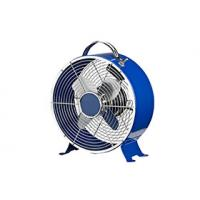 Air Cooling 4 Metal Blade Retro Metal Fan , CE 60HZ Vintage Table Fan
