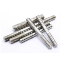Best Stainless Steel Double End Threaded Rod A2/A4 M8 M10 M12 Non Toxic wholesale