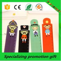 Buy cheap Cute Cartoon Colours  Plastic Straight Ruler with Colorful Custom made in China product