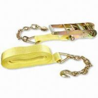 Best 3-inch x 27-feet Marine Ratchet Strap with Chain Extension wholesale