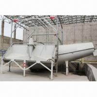 Best Concrete Mixer Truck, Recycling Machine, Separate Minimum Aggregate Size of 0.15mm wholesale