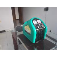 Best CM3000A Portable Refrigerant Recovery Machine 1 HP Oil Less R410A / R22 wholesale