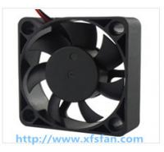 50*50*15mm 5V/12V/24V DC Black Plastic Brushless Cooling Fan DC5015