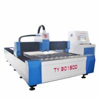China 700W / 1000W Stainless Steel Fiber Laser Cutting Machine , 3mm Cutting Thickness on sale
