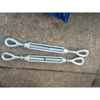 China 3/8 Size Rigging Hardware Hot Forged Turnbuckle For Wire Rope Fittings on sale