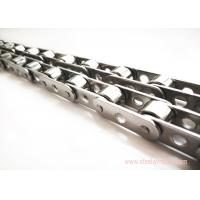 Best Customizable Transmission Roller Chain , SS Conveyor Chain Anti - Corrosive wholesale