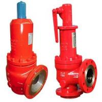 Best 150# Full lift safety valve type Pressure Reducing Valves with Flanged end cast steel body wholesale