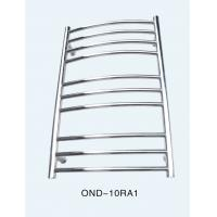 Best Bathroom ladder type wall hung metal heating towel rack electric towel warmer wholesale