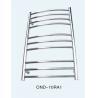 Buy cheap Bathroom ladder type wall hung metal heating towel rack electric towel warmer from wholesalers