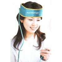 Best 6V DC Magnetic Electronic Head Massager ,  Powerful air-pressed for head wholesale