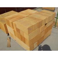 China High Density Fire Clay Brick Refractory For Glass Kiln ISO9001 wholesale