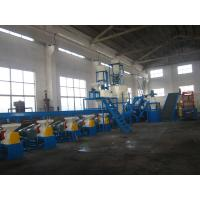 China Automatic Used Tyre Recycling Machine For Radial Steel Tire , High Efficiency on sale