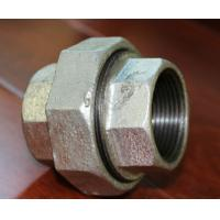 China Malleable Iron Cast Threaded Pipe Union on sale