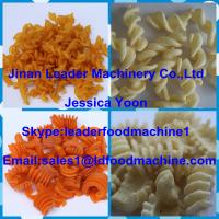 Best Big capacity Automatic Screw/shell/chips frying food extrusion machine wholesale