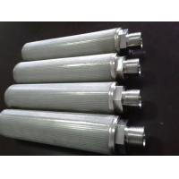 stainless steel 316L wire mesh 5micron sintered metal filter