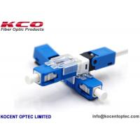Buy cheap Telecom 3D Pass Fiber Optic Quick Connector , Field Quick Assembly Connector from wholesalers