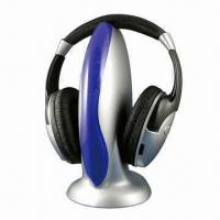 Best FM Wireless Headphones with 82 to 108MHz Receive Frequency wholesale